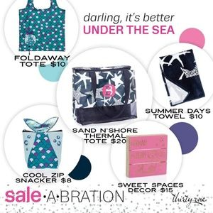 Under the sea sale